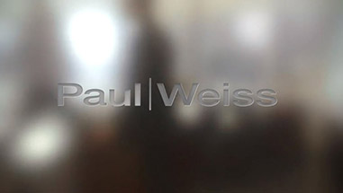 Explore the Paul, Weiss Corporate Department