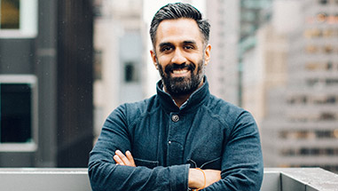 Amit Khanna Discusses Leadership Role at Knotel