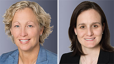 Kelley Cornish and Alice Eaton Receive TMA Turnaround & Transaction of the Year Award