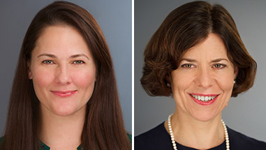 Susanna Buergel and Elizabeth Sacksteder Named Notable Women in Law by <em>Crain's New York Business</em>