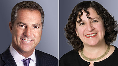 Brad Karp and Meredith Kane Named New York Trailblazer's by New York Law Journal
