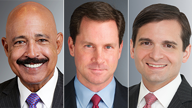 "<em>The American Lawyer</em> Names Ted Wells, Dan Toal and Justin Anderson ""Litigators of the Week"""