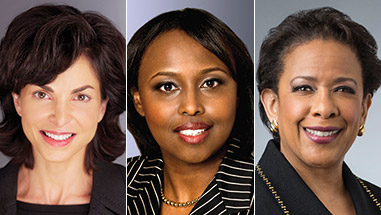 Claudia Hammerman, Amran Hussein and Loretta Lynch Named Notable Women in Law by Crain's New York Business