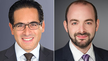 Ariel Deckelbaum and Michael Vogel Featured in <em>Variety</em>'s Dealmakers List
