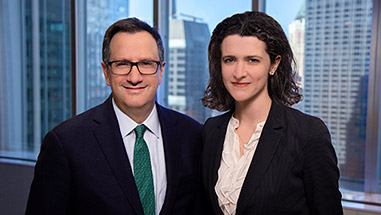 "<em>The American Lawyer</em> Names Andrew Gordon and Jaren Janghorbani ""Litigators of the Week"""
