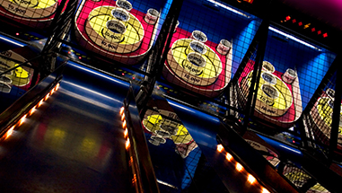 Dave & Buster's Completes At-The-Market Offering
