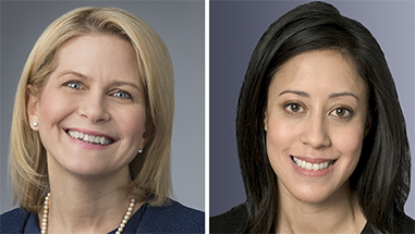 Jean McLoughlin and Liza Velazquez Named Notable Women in Law by Crain's New York Business