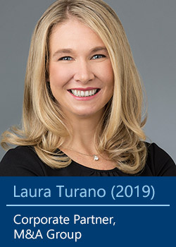 Laura Turano (2019), Corporate Partner, Private Funds Group
